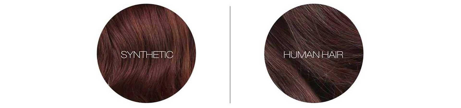 Φυσική Περούκα Παθήσεως ή Συνθετική ;
